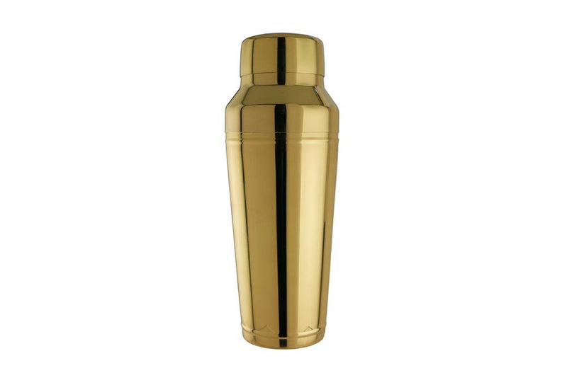 Gold Alcohol Mixer