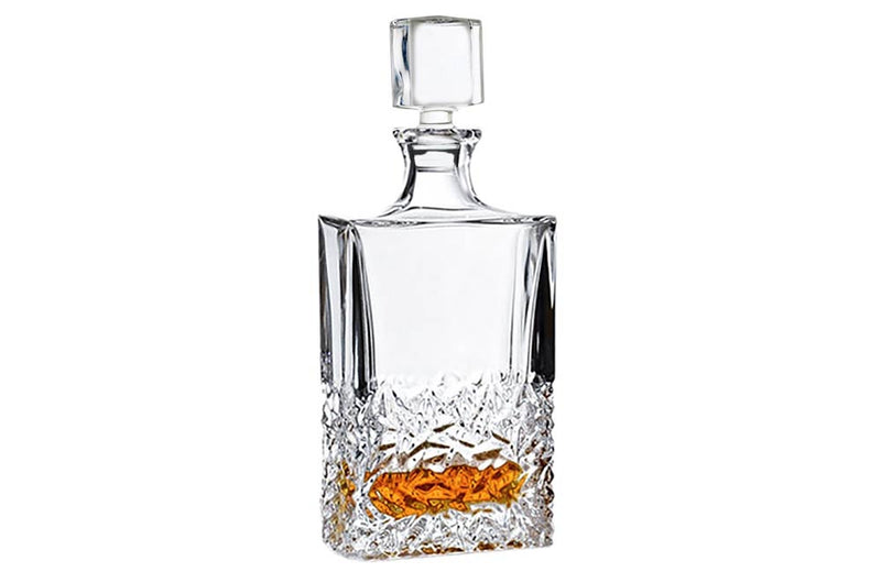 Crystal Decanter for Whiskey and Scotch