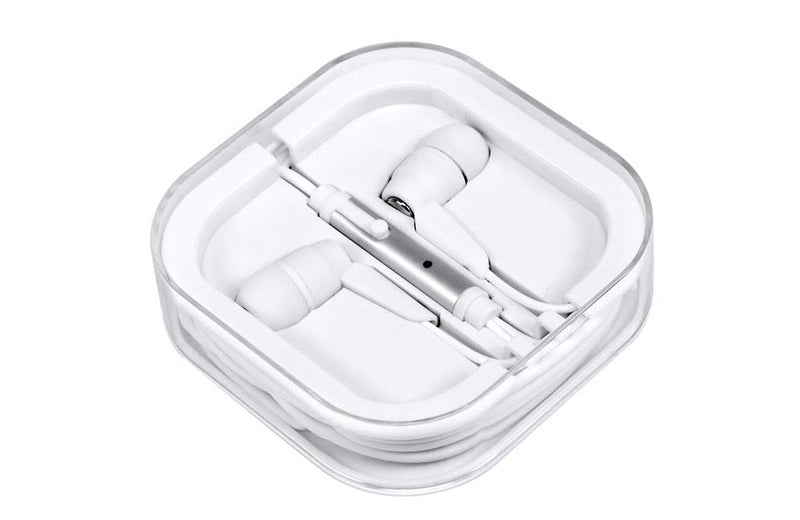 Apple White In Ear Head Phones for AUX Input