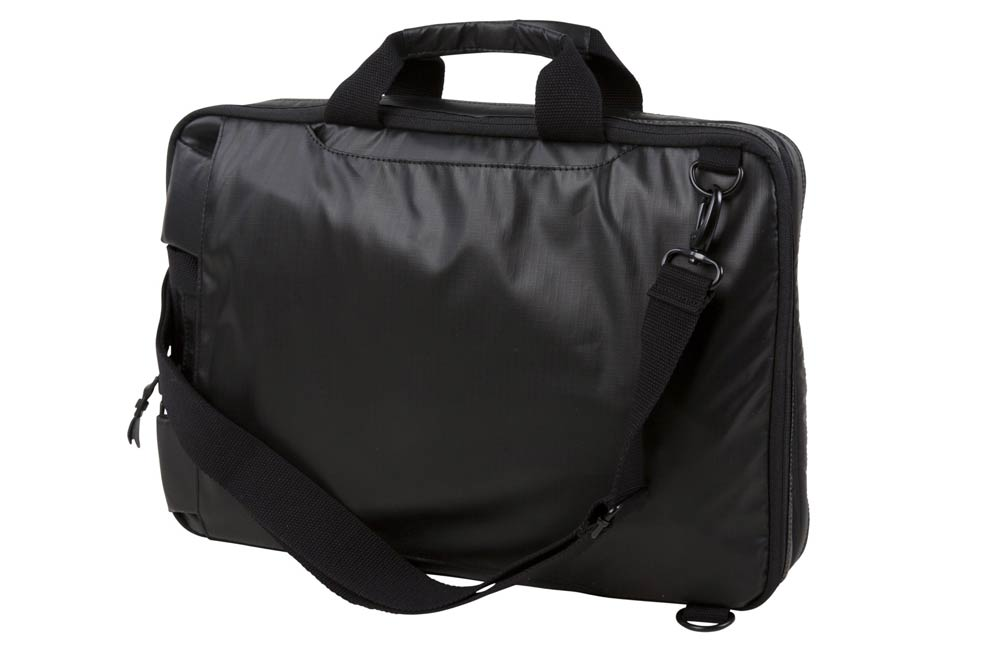 Hidden Strap Computer Bag