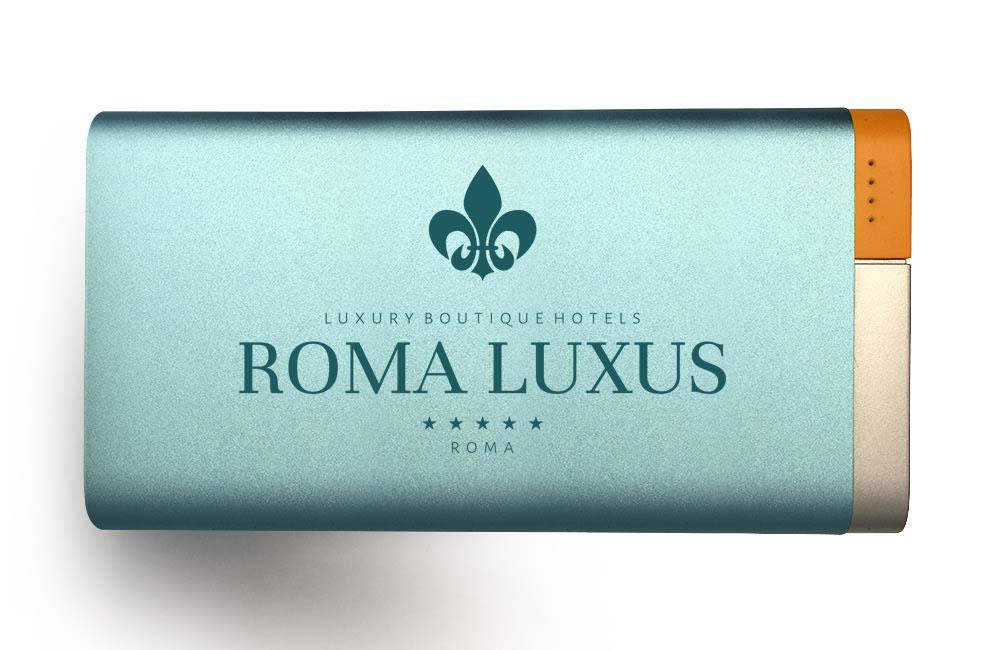 Highest Quality Powerbank with Custom Logo