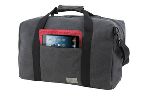 Travel Bag with iPad Tablet Pocket