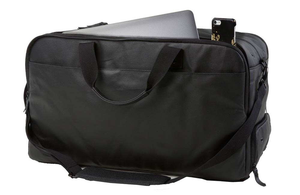 Tech Bag with iPad and Macbook Storage