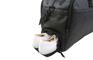 Duffel with Shoe and Boot Compartments