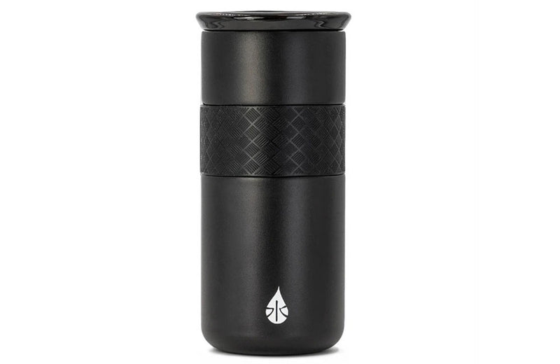 Matte Black Elemental 16oz Triple Insulated Stainless Steel Tumbler