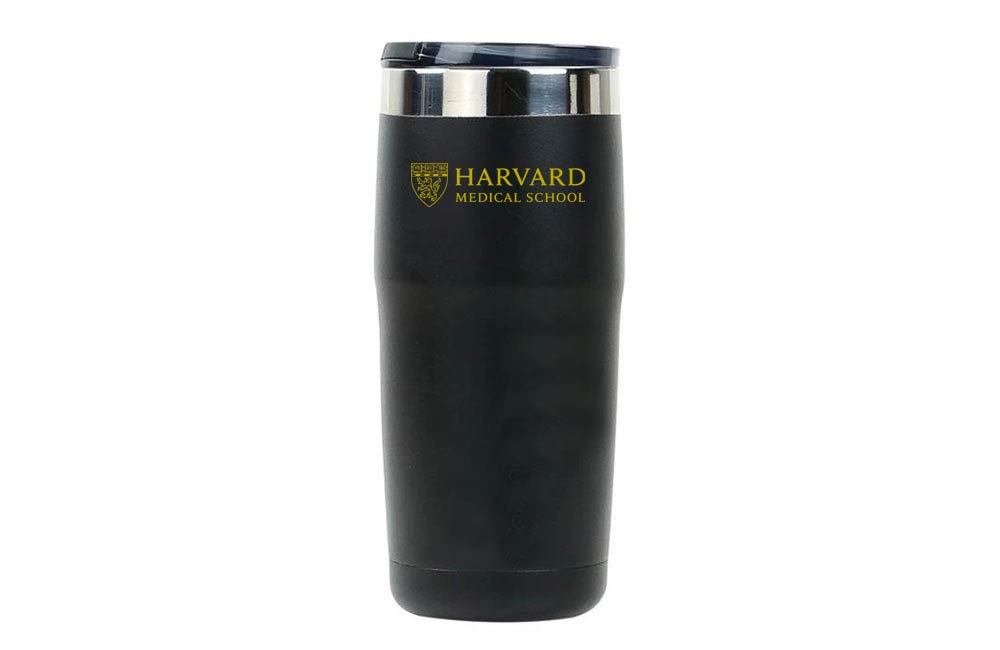 Tumbler with Custom Company Logo