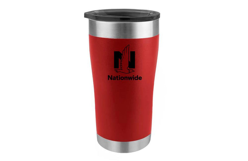 Red Tempercraft Tumbler Mug Custom Logo Corporate Gift Sets