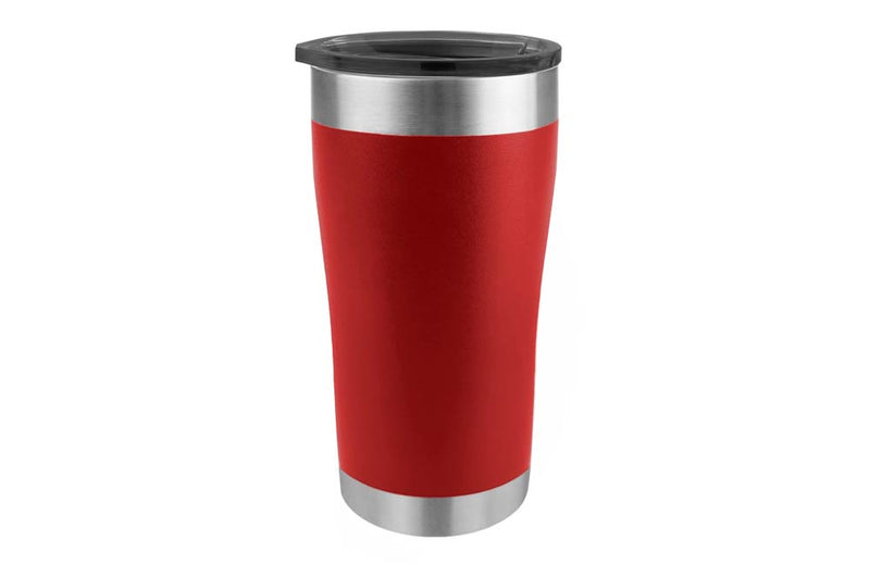 20oz Red Tempercraft Tumbler Mug