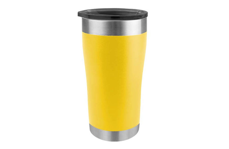 Bright Yellow Two Tone Cup