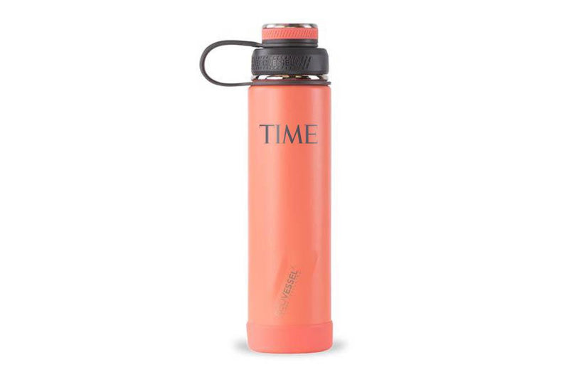 Insulated water bottle by EcoVessel from Powerplay Studios Promotional Products