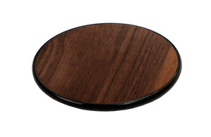 Bamboo Wireless Charging Coaster