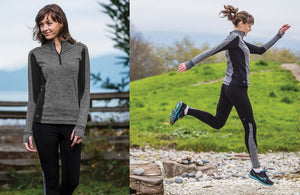 Moisture Wicking Workout Tops for Women