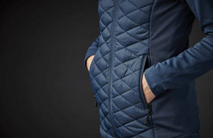 Stylish Zippered Waterproof Rain Jacket