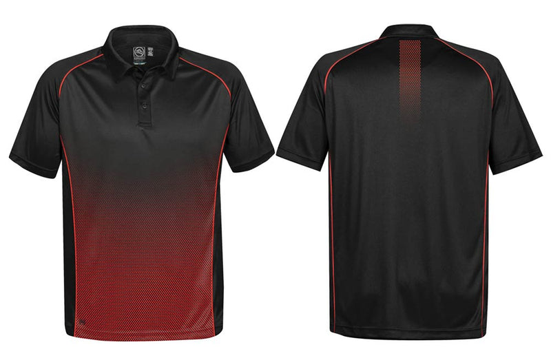 Custom Uniform Shirts with Embroidered Logo