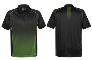 Modern Polo Shirts in Green