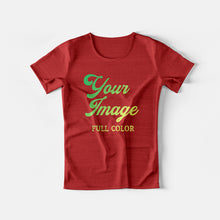Load image into Gallery viewer, Women's Full Color T-Shirt