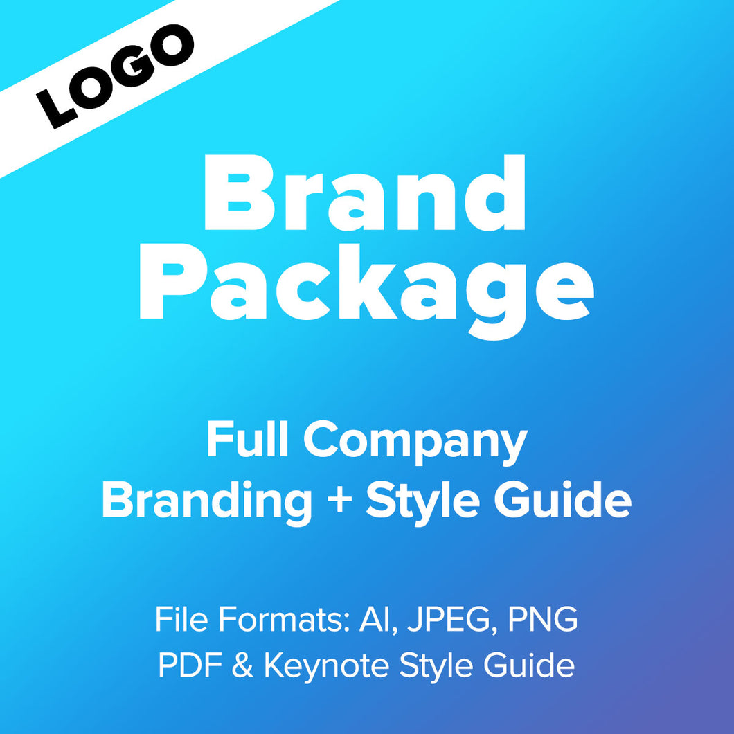 Full Branding Package