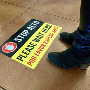 Anti-Skid Floor Graphics
