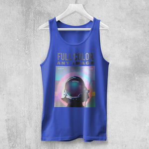 Men's Full Color Tank Top