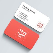 Load image into Gallery viewer, Standard Business Cards
