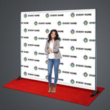 Load image into Gallery viewer, Step & Repeat Backdrop