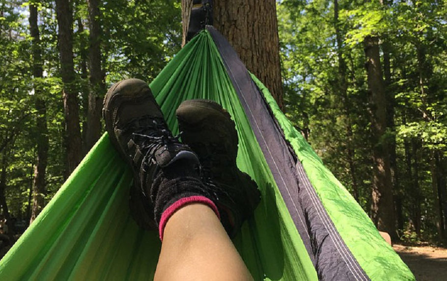 Hammock Camping for Beginners