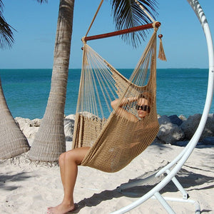 Caribbean-Large-Hammock-Chair-(Tan)