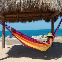 Load image into Gallery viewer, Caribbean-Mayan-Hammock-(Multicolor)