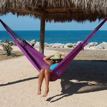 Load image into Gallery viewer, Caribbean-Mayan-Hammock-(Purple)