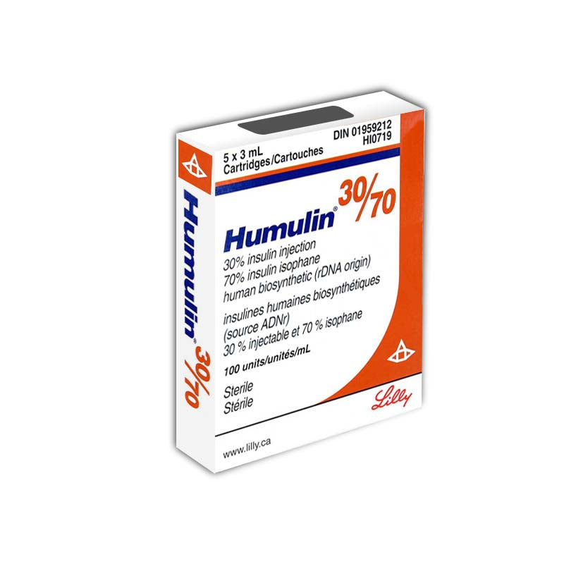 Humulin 30/70 Cartridge