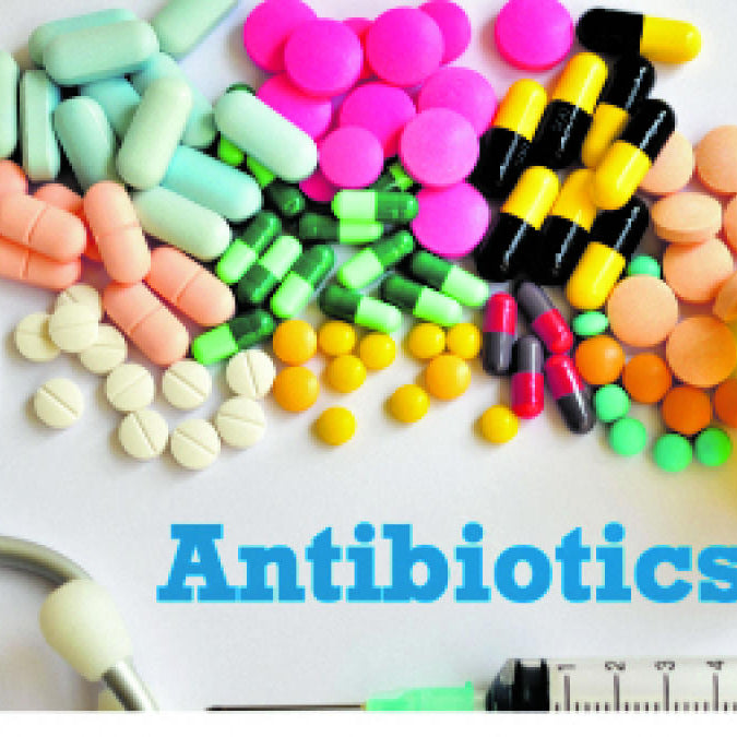 Restore Health after Antibiotics