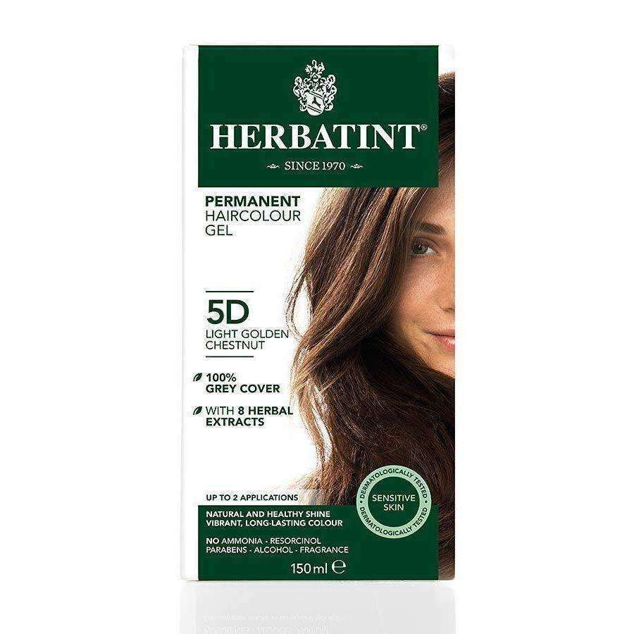 Herbatint Light Golden Chestnut 5D