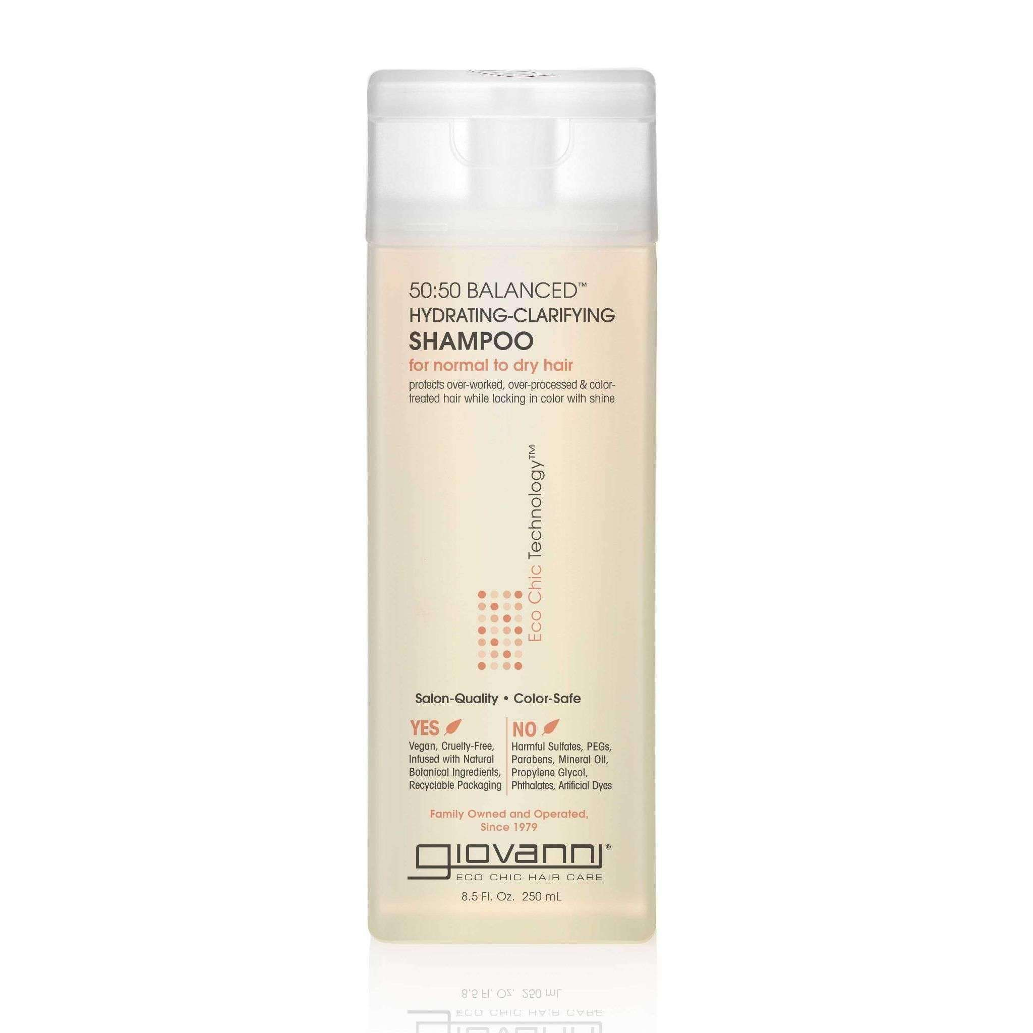 Giovanni 50/50 Balanced Hydrating-Clarifying Shampoo