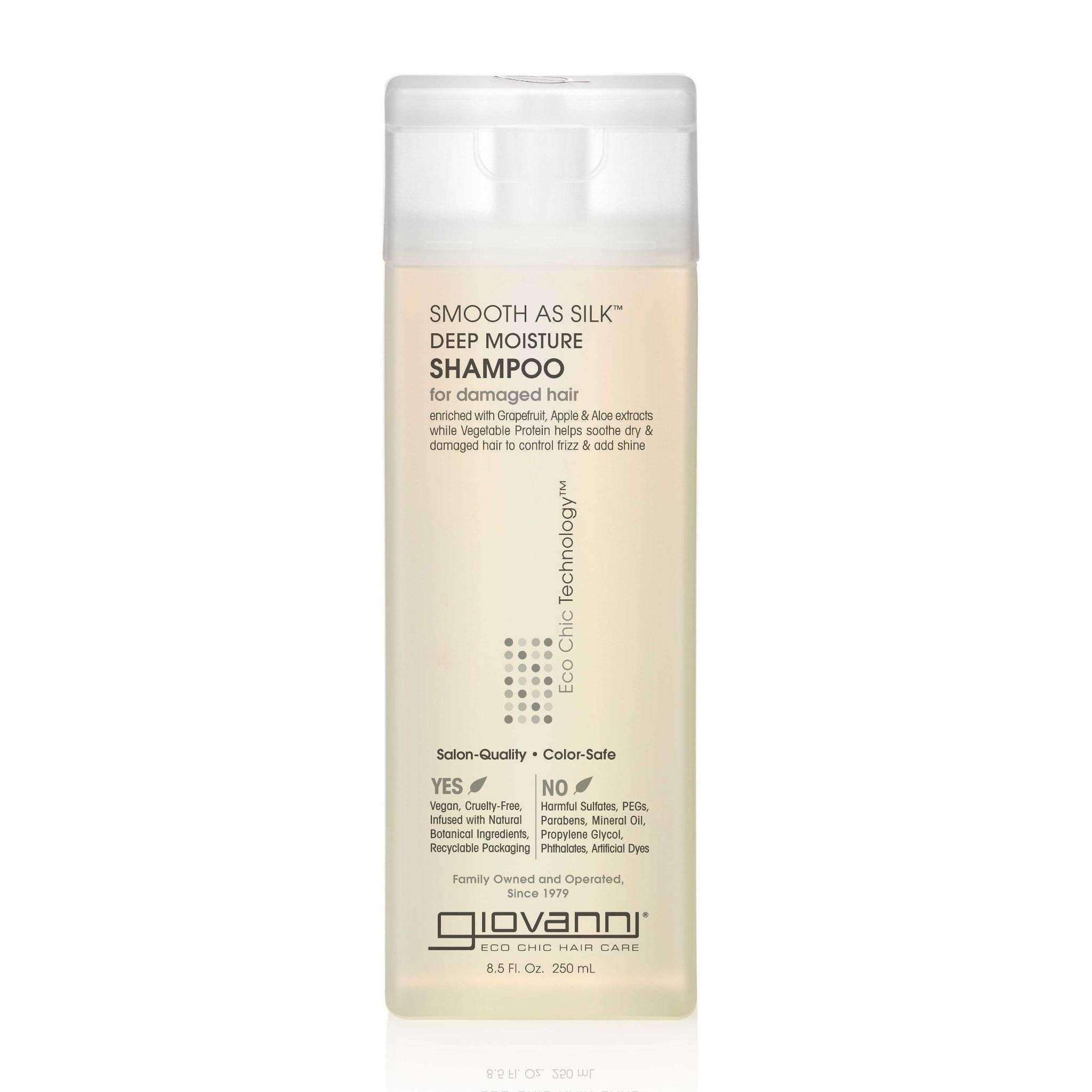 Giovanni Smooth As Silk Deep Moisture Shampoo