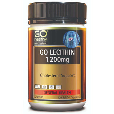 Go Healthy Go Lecithin 1,200