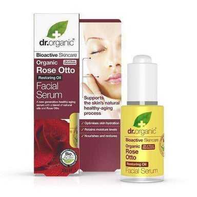 Dr.Organic Rose Otto Facial Serum