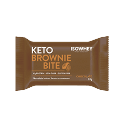 IsoWhey Keto Brownie Bite
