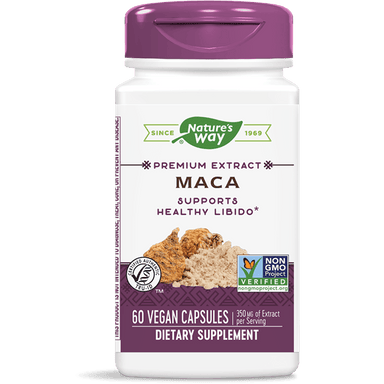 Nature's Way Maca Standardised