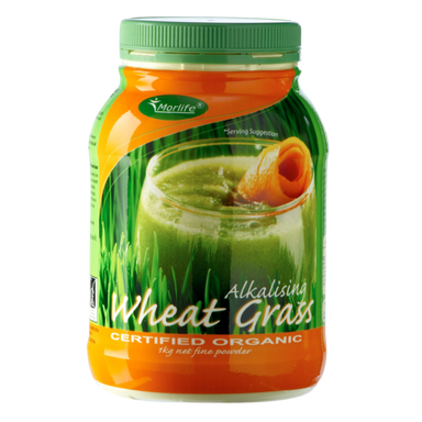 Morlife Wheat Grass Powder 1kg