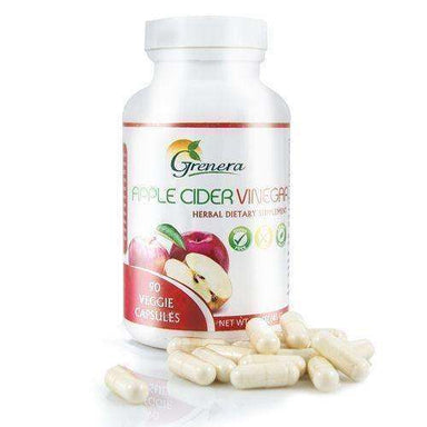 Grenera Apple Cider Vinegar Capsules