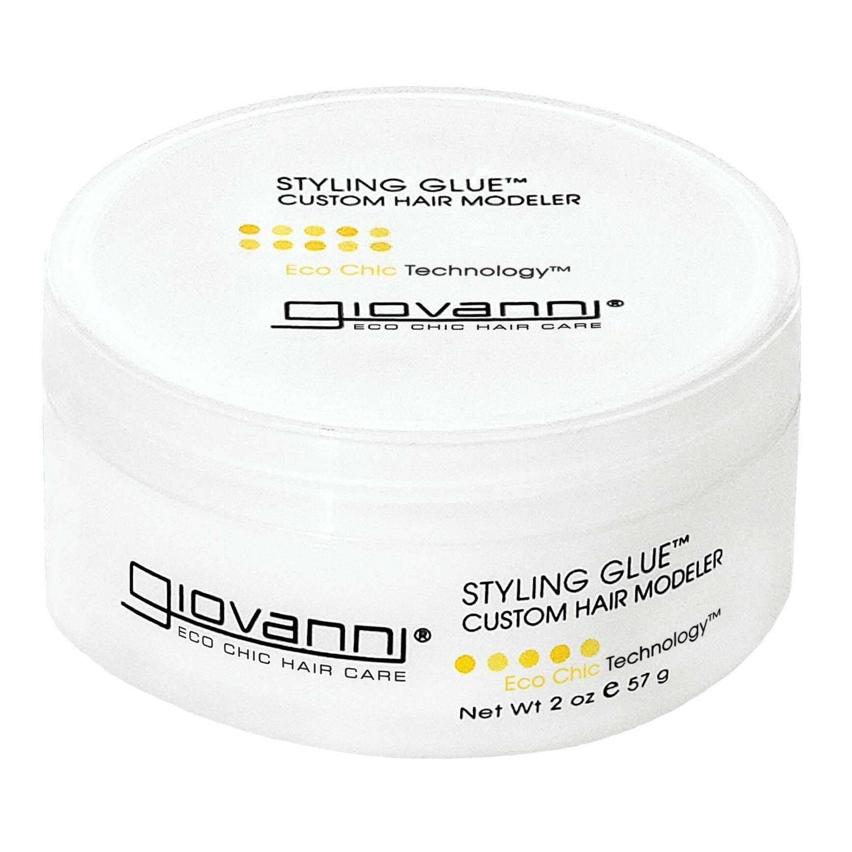 Giovanni Styling Glue Custom Hair Modeler
