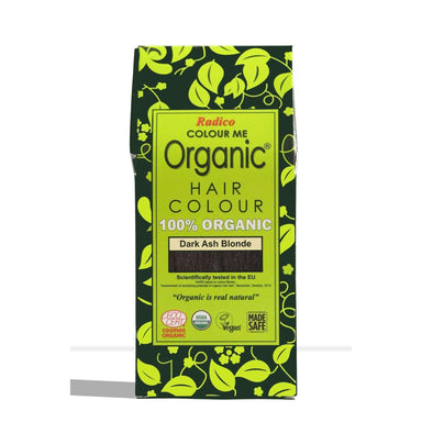 Radico Organic Hair Colour - Dark Ash Blonde