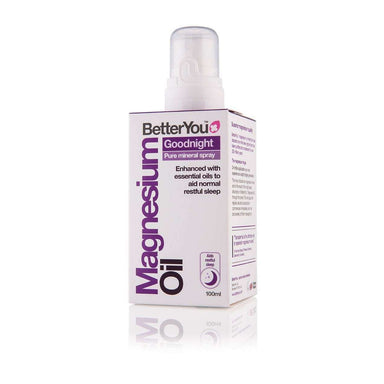 BetterYou Better You Magnesium Oil Goodnight Spray
