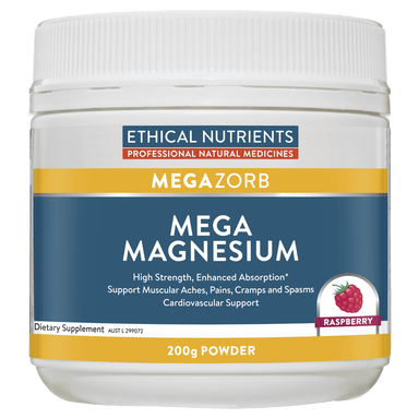 Ethical Nutrients MEGAZORB Mega Magnesium Powder