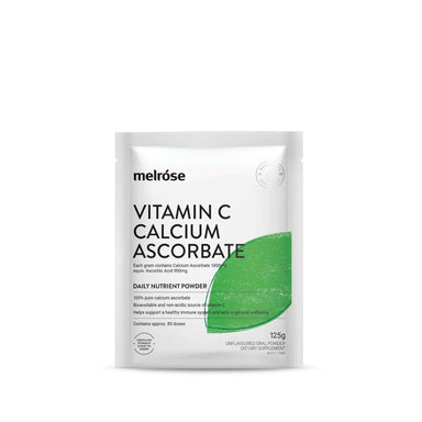Melrose Calcium Ascorbate Powder