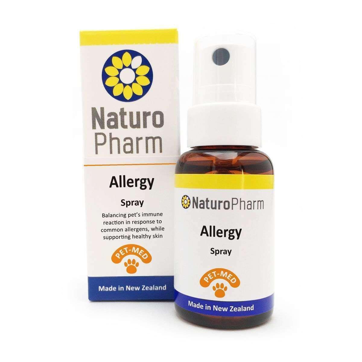 NaturoPharm Pet-Med Pet-Med Allergy Spray