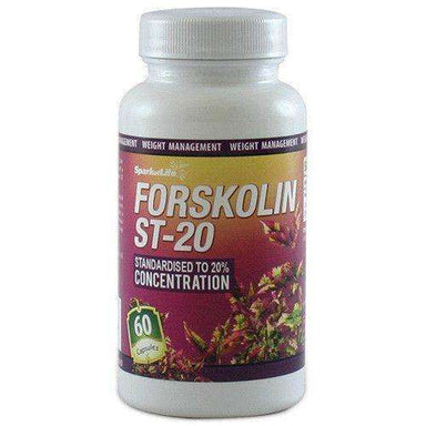 Spark of Life Forskolin ST-20