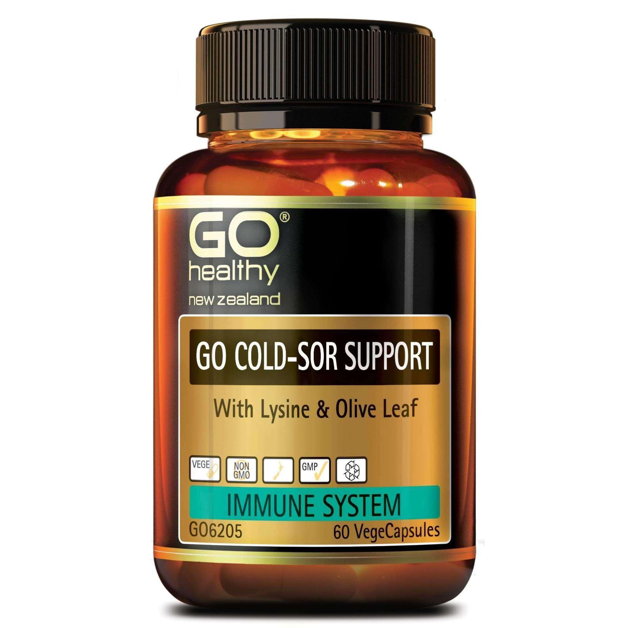 Go Healthy Go Cold-Sor Support