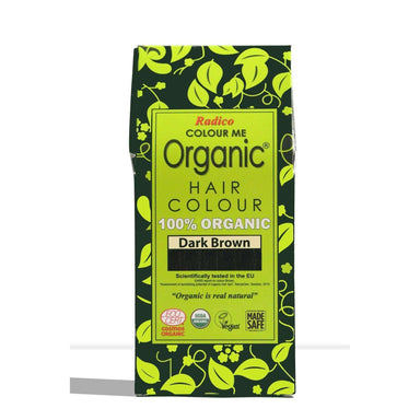 Radico Organic Hair Colour - Dark Brown