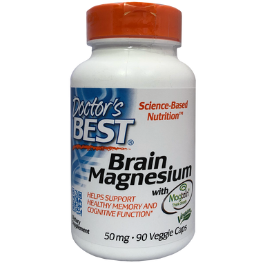 Doctor's Best Brain Magnesium